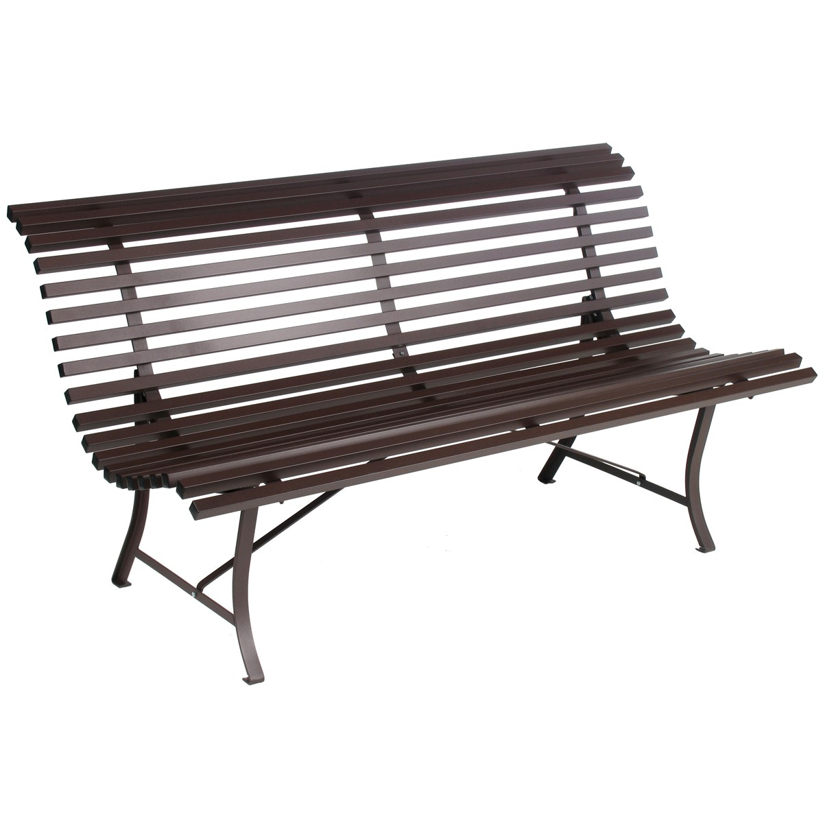 Banc Louisiane Rouille