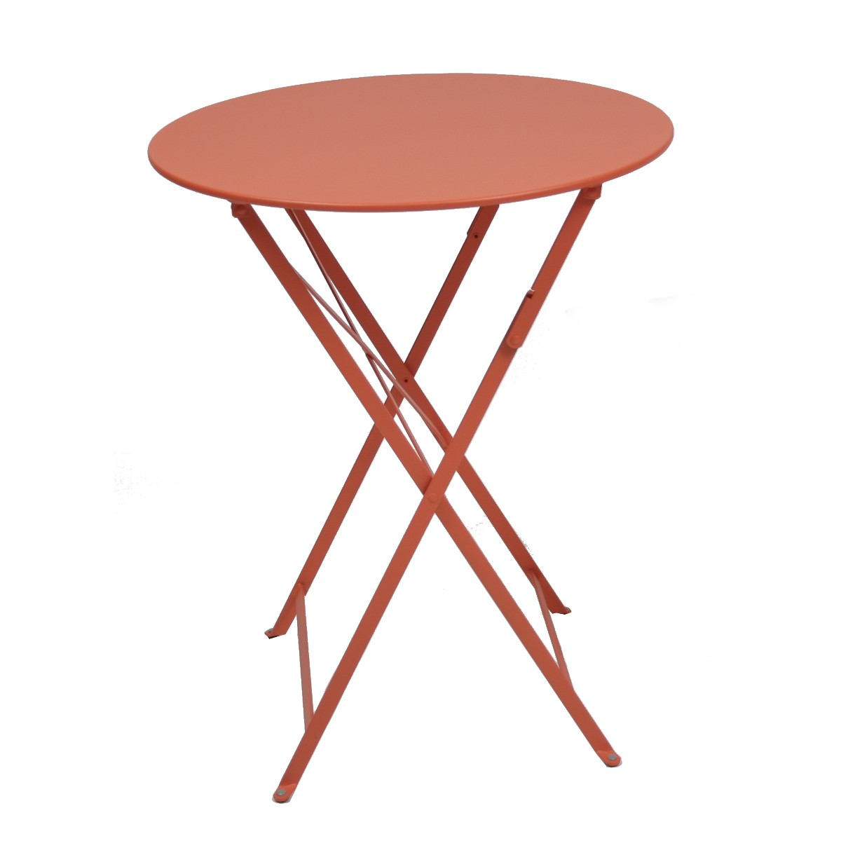Table Bistro Capucine - diamètre 60 cm
