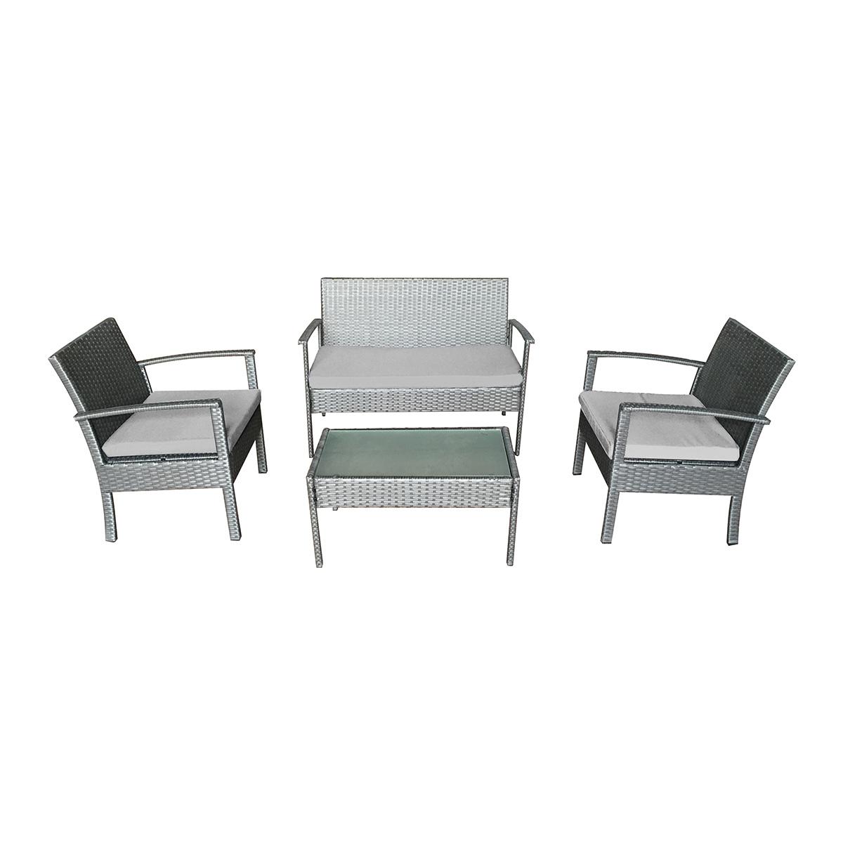 salon de jardin cemonjardin tritoo. Black Bedroom Furniture Sets. Home Design Ideas