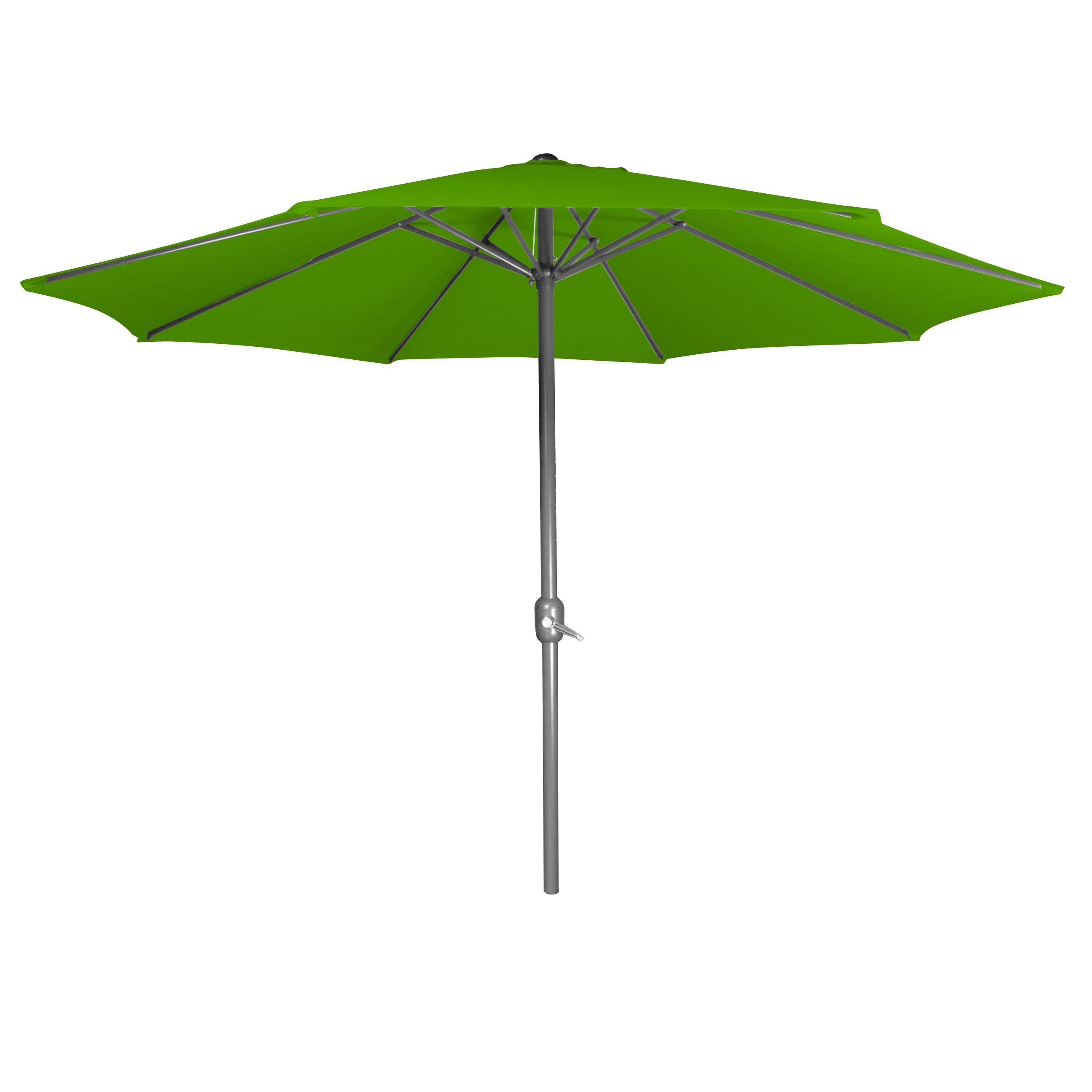 jardin parasol vert. Black Bedroom Furniture Sets. Home Design Ideas
