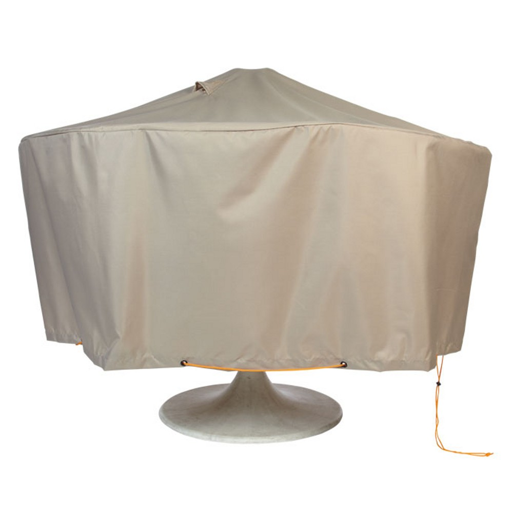 Housse de protection pour salon table ronde 160 cm