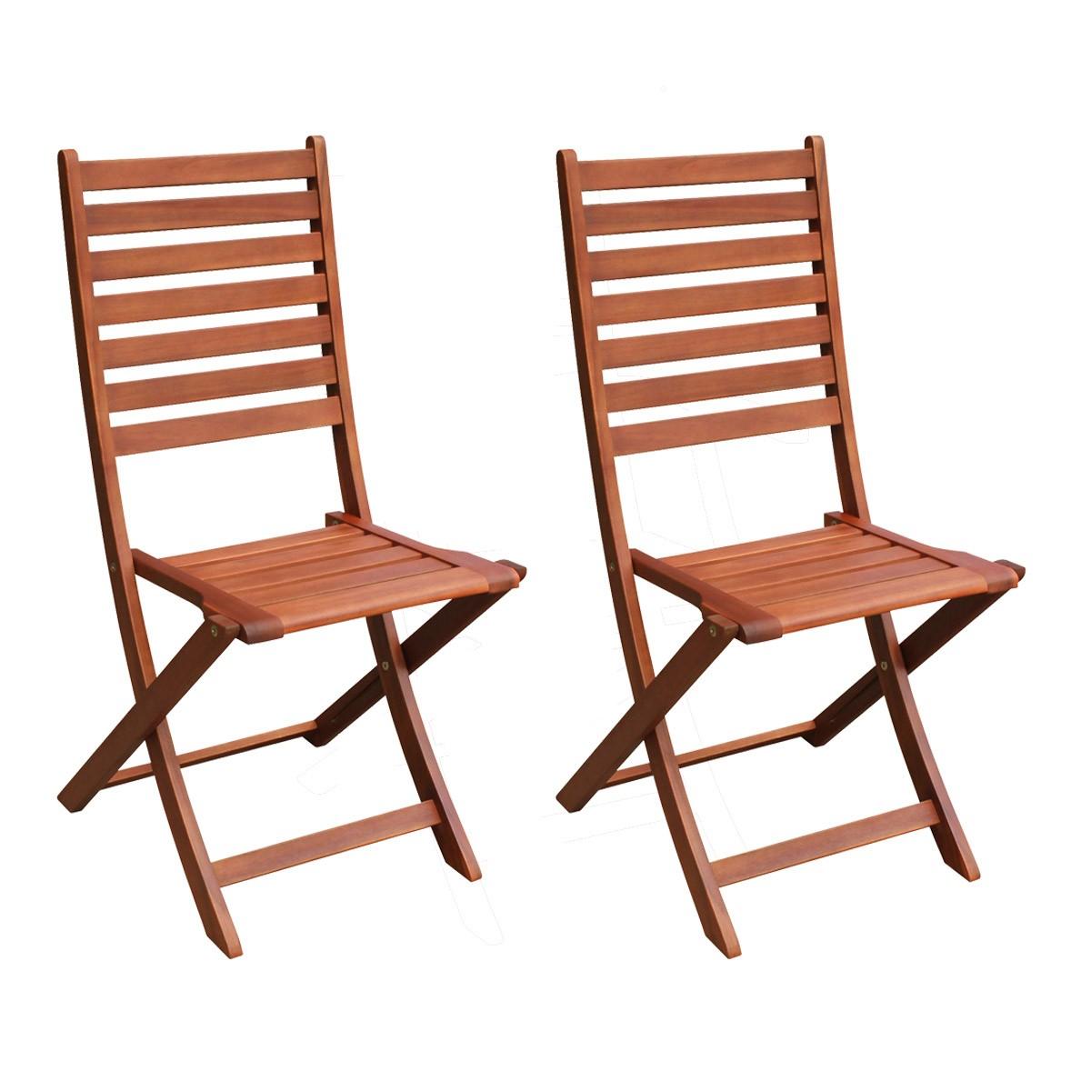 2 Chaises bangkok