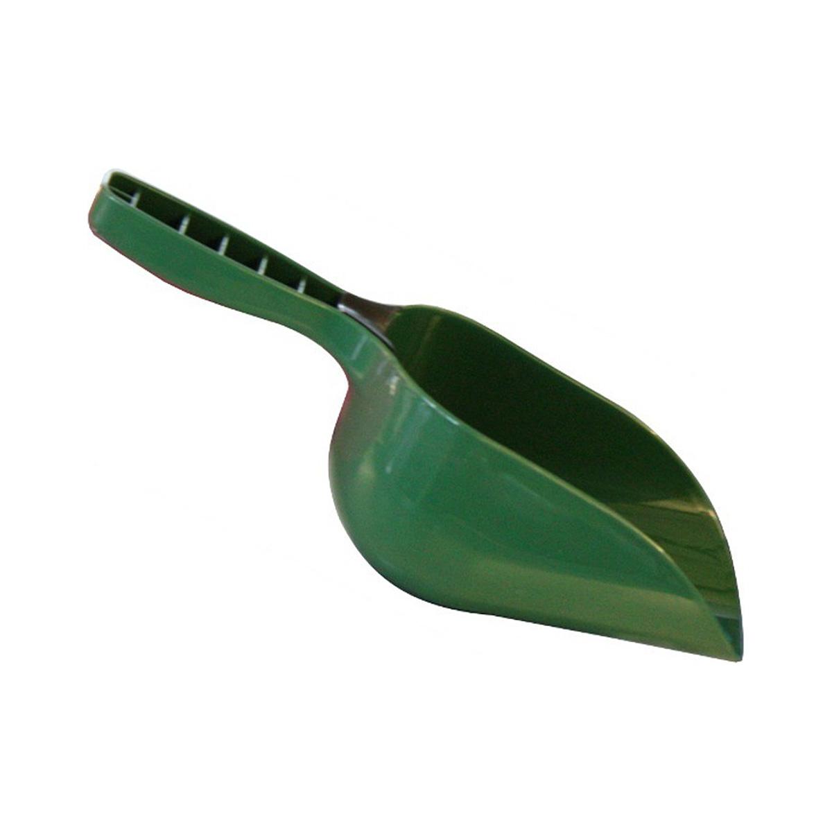 Pelle de jardinage verte