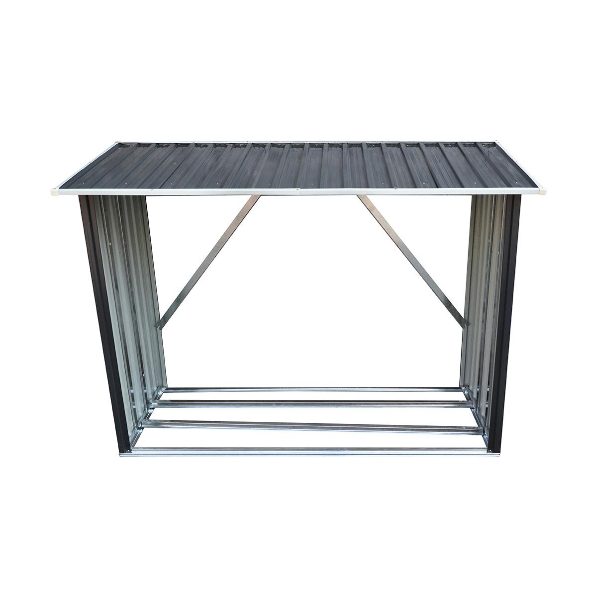 abri b ches miel en bois 119x148x69cm vendu par rueducommerce 148142. Black Bedroom Furniture Sets. Home Design Ideas