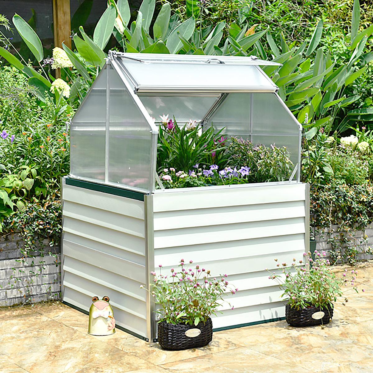 vente serre de jardin polycarbonate serre de jardin polycarbonate tritoo maison et jardin. Black Bedroom Furniture Sets. Home Design Ideas