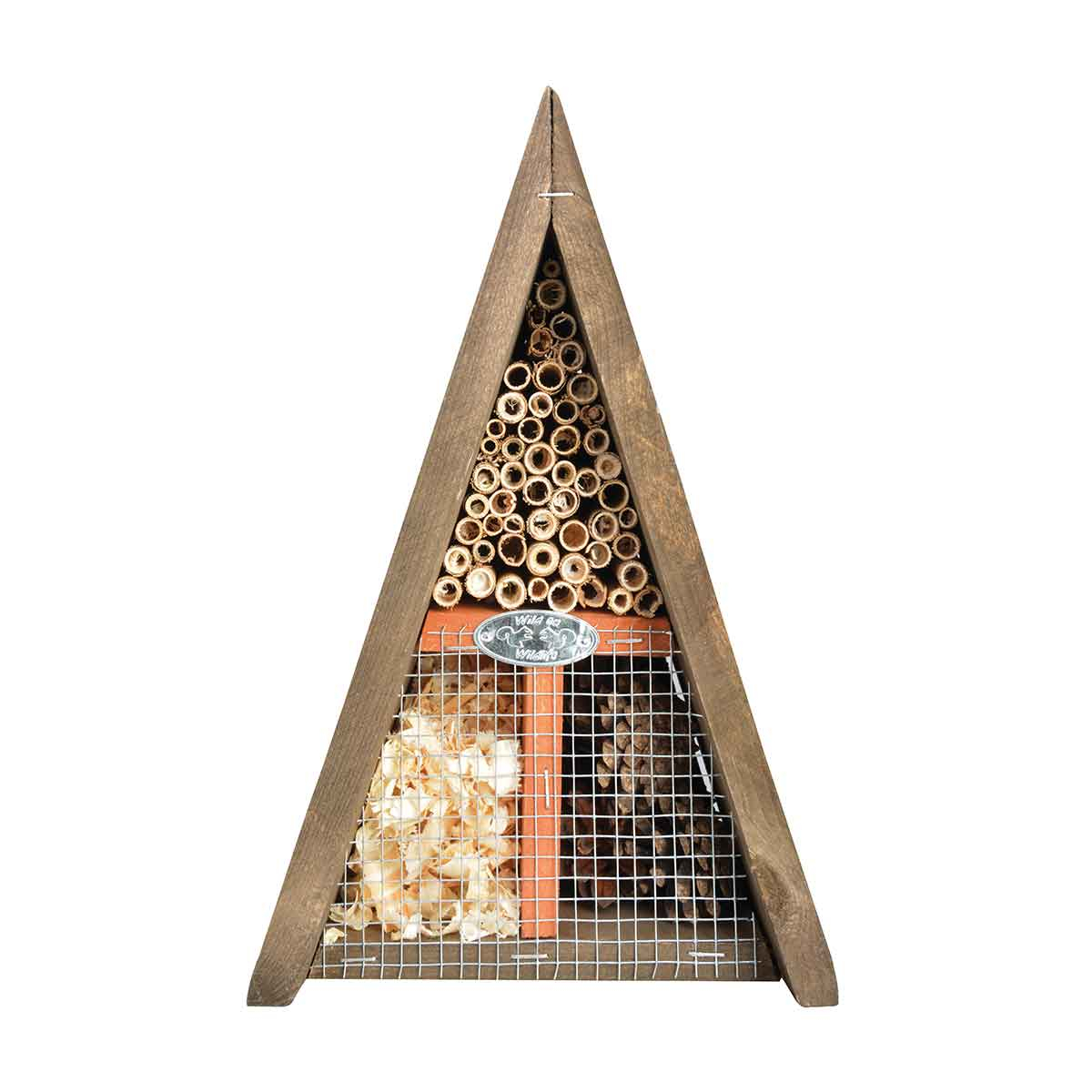 Hôtel À insectes triangulaire - esschert design