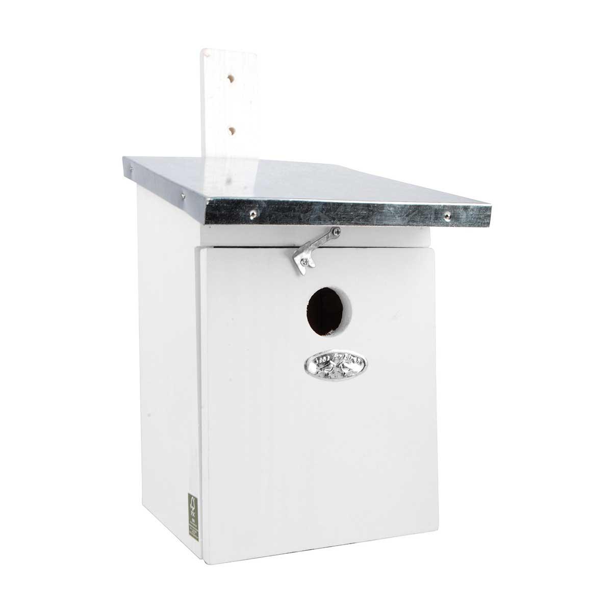 Nichoir blanc pour mésange charbonnière - Esschert Design