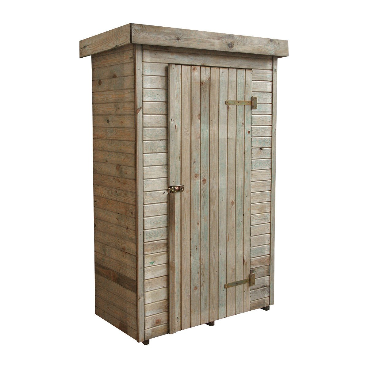 Armoire de rangement en bois Santiago