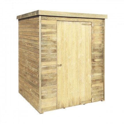 Abri de jardin en bois Mona 1.95 m²