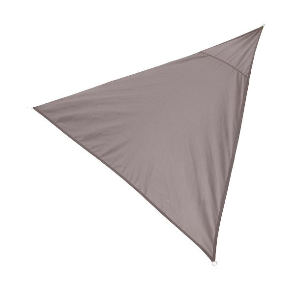 Voile d'ombrage Taupe