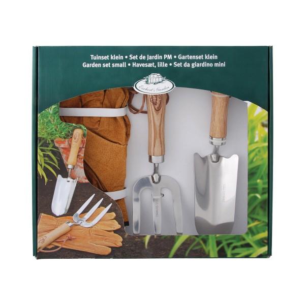 Set de jardin : gants + accessoires de jardinage - Esschert Design