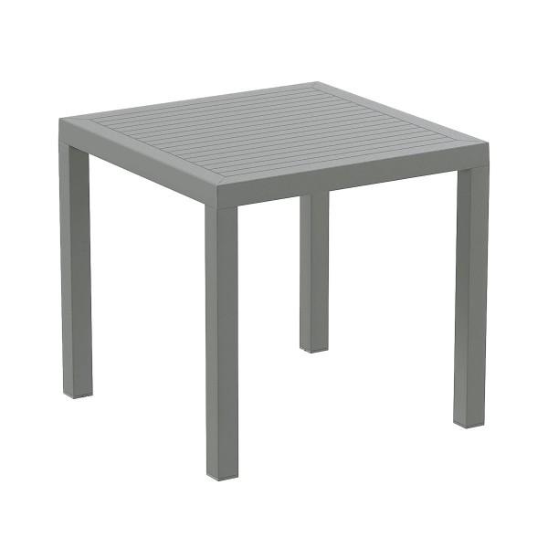 Table ARES gris en polypropylène - Siesta